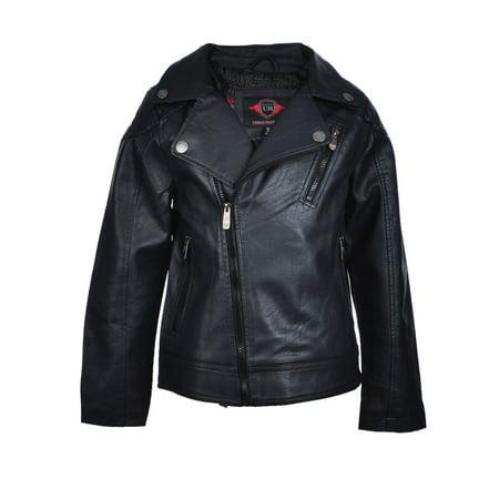 Urban Republic Boys' Moto Jacket (Urban Moto Jacket)
