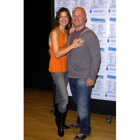 Jill Hennessey Michael Chiklis At Arrivals For Inconcert Benefit For Project Angel Food Howard Fine Theater Los Angeles Ca November 12 2005 Photo By David LongendykeEverett Collection