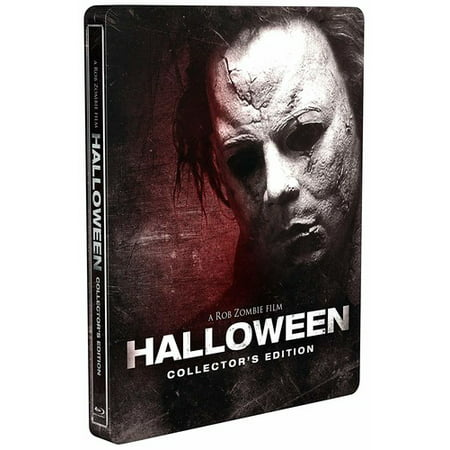 Halloween: Collector's Edition Steelbook Blu-ray (Rob Zombie)](Rob Zombie's Halloween Movies)