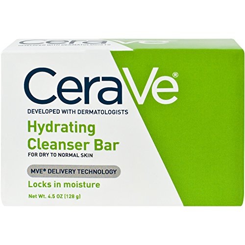 CeraVe Hydrating Cleansing Bar 4.5 oz Each