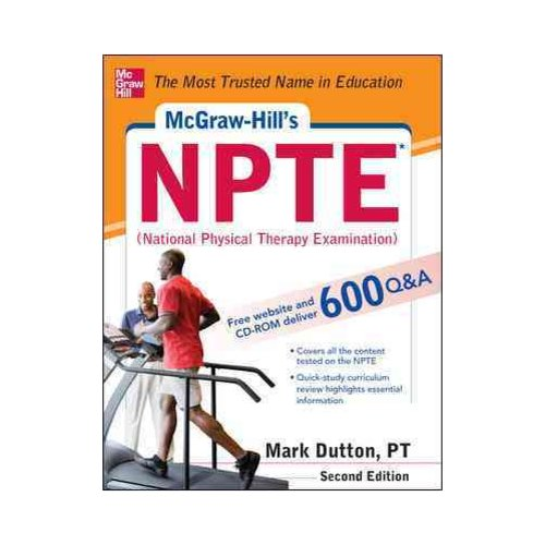 McGraw-Hills NPTE: National Physical Therapy Exam