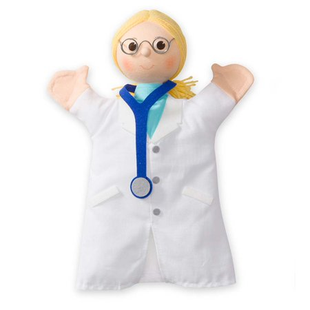 Career 12? Hand Puppet, Doctor