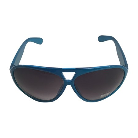 Blue Round Plastic Aviator Sunglasses The Dude Big Lebowski Jeffrey Costume - Jesus From The Big Lebowski Costume