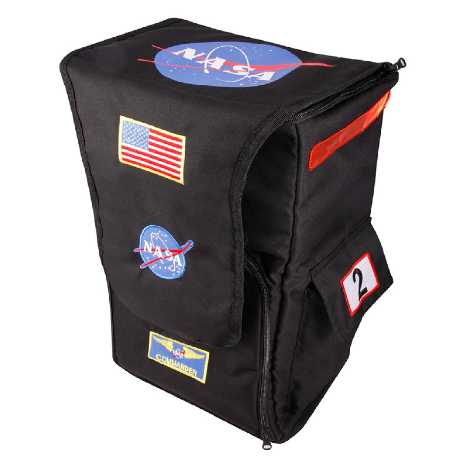 Aeromax Astronaut Black Back Pack