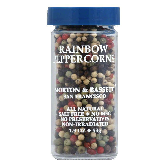 MORTON & BASSETT PEPPERCORN RAINBOW