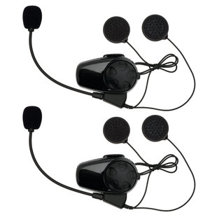 SENA SMH10 Bluetooth 3.0 Dual Pack Bell Mag-9/Qualifier DLX Headset and Intercom