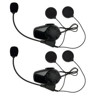 SENA SMH10 Bluetooth 3.0 Dual Pack Bell Mag-9/Qualifier DLX Headset and