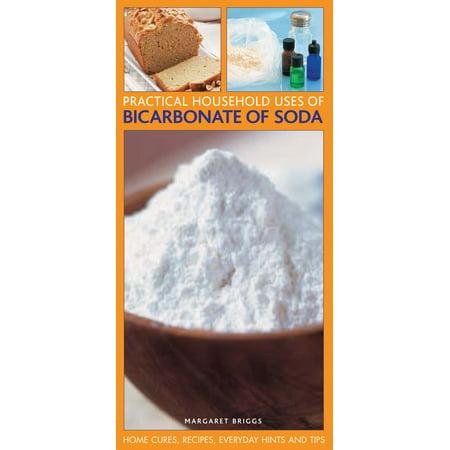 Practical Household Uses of Bicarbonate of Soda - - Italian Soda Ingredients