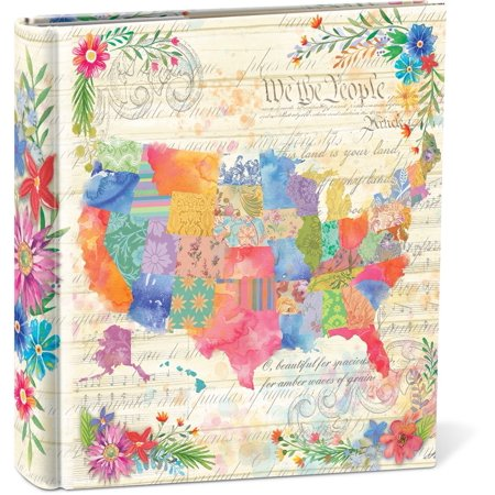 Everyday Collection Photo Album   America The Beautiful By Punch Studio