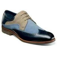 Stacy Adams Men's Kitt Wingtip Oxford Shoes