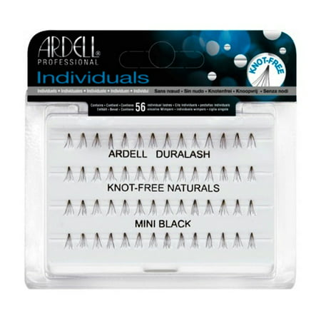 5c3cfd002ec ARDELL Duralash Knot-Free Naturals Individual Black Lashes - Mini - image 1  of 1 ...