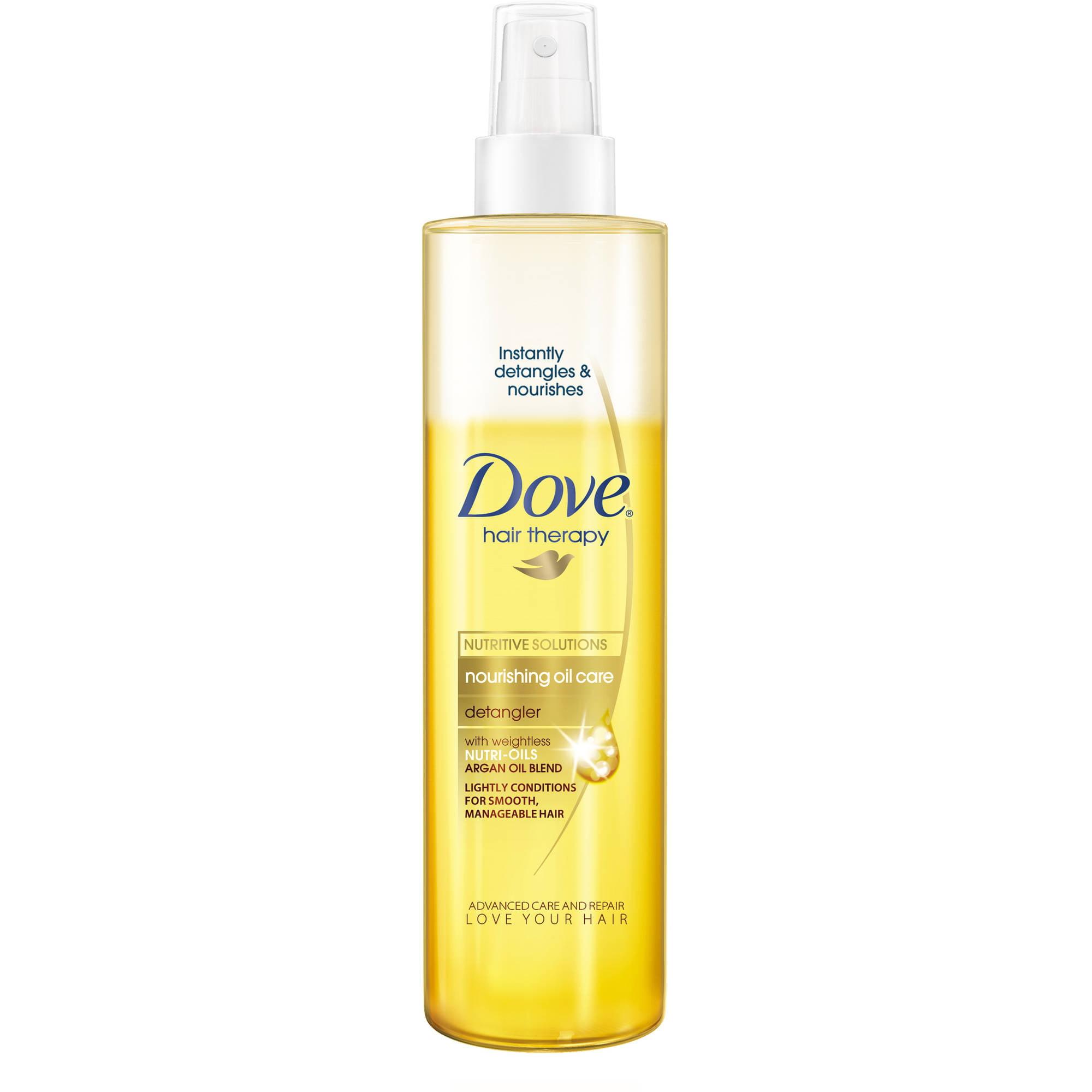 Dove Nourishing Oil Care Hair Therapy, 6.1 fl oz