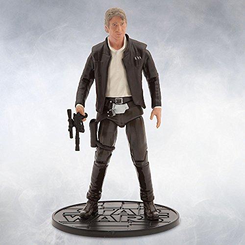 Star Wars Elite Series Die Cast 6 in Figure Genuine Authentic Disney Store New