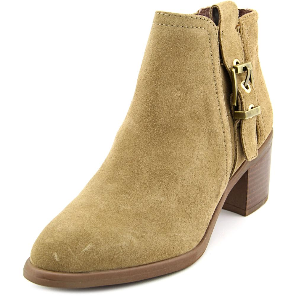 Franco Sarto Eminent Women Pointed Toe Suede Ankle Boot by Franco Sarto