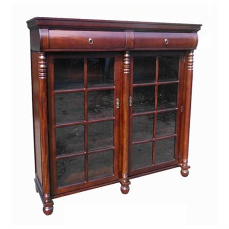 D Art Traditional Display Standard Bookcase