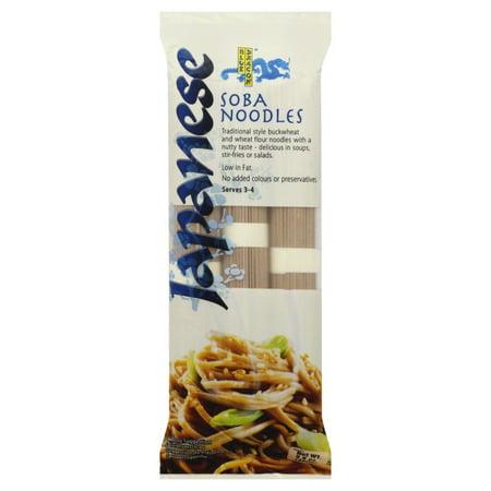Dragon Noodle - Blue Dragon Noodles, Dried Soba, 8.8 Oz