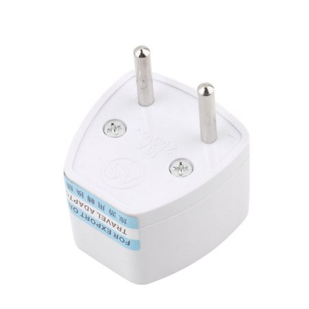 AU UK US to EU AC Power Plug Adapter Adaptor Converter Outlet Home Travel Wall - image 7 of 8