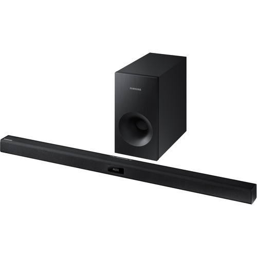 Samsung 2.1 Channel 120 Watts Home Theater Soundbar Speak...