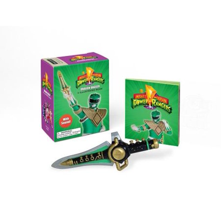 Power Rangers Sticker (Mighty Morphin Power Rangers Dragon Dagger and Sticker Book : With Sound!)