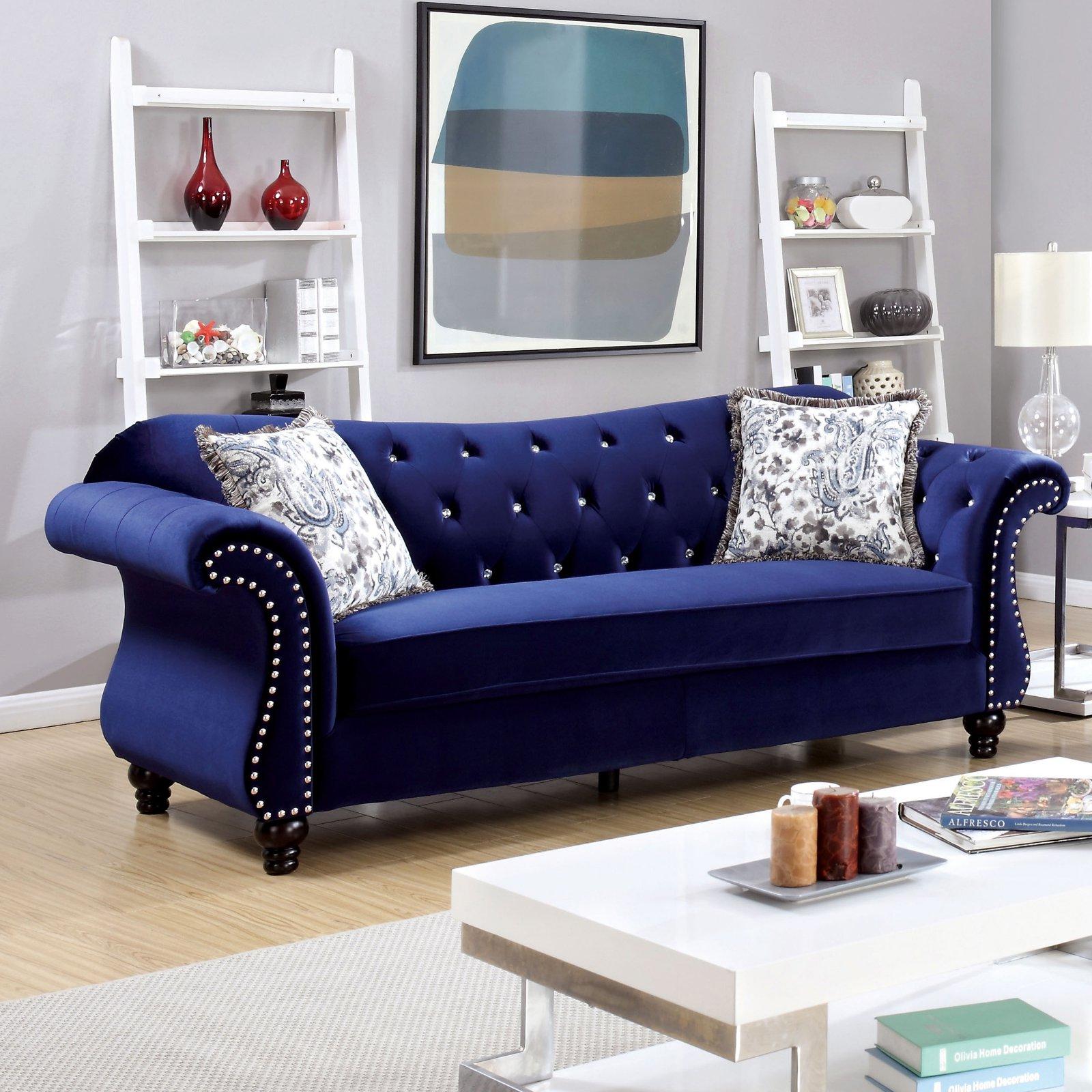 Furniture of America Ileyna Sofa