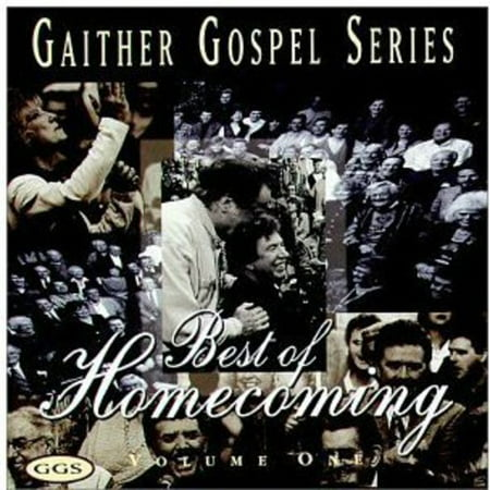 Best of Homecoming 1 - Gaither Gospel Series - Church Homecoming Themes