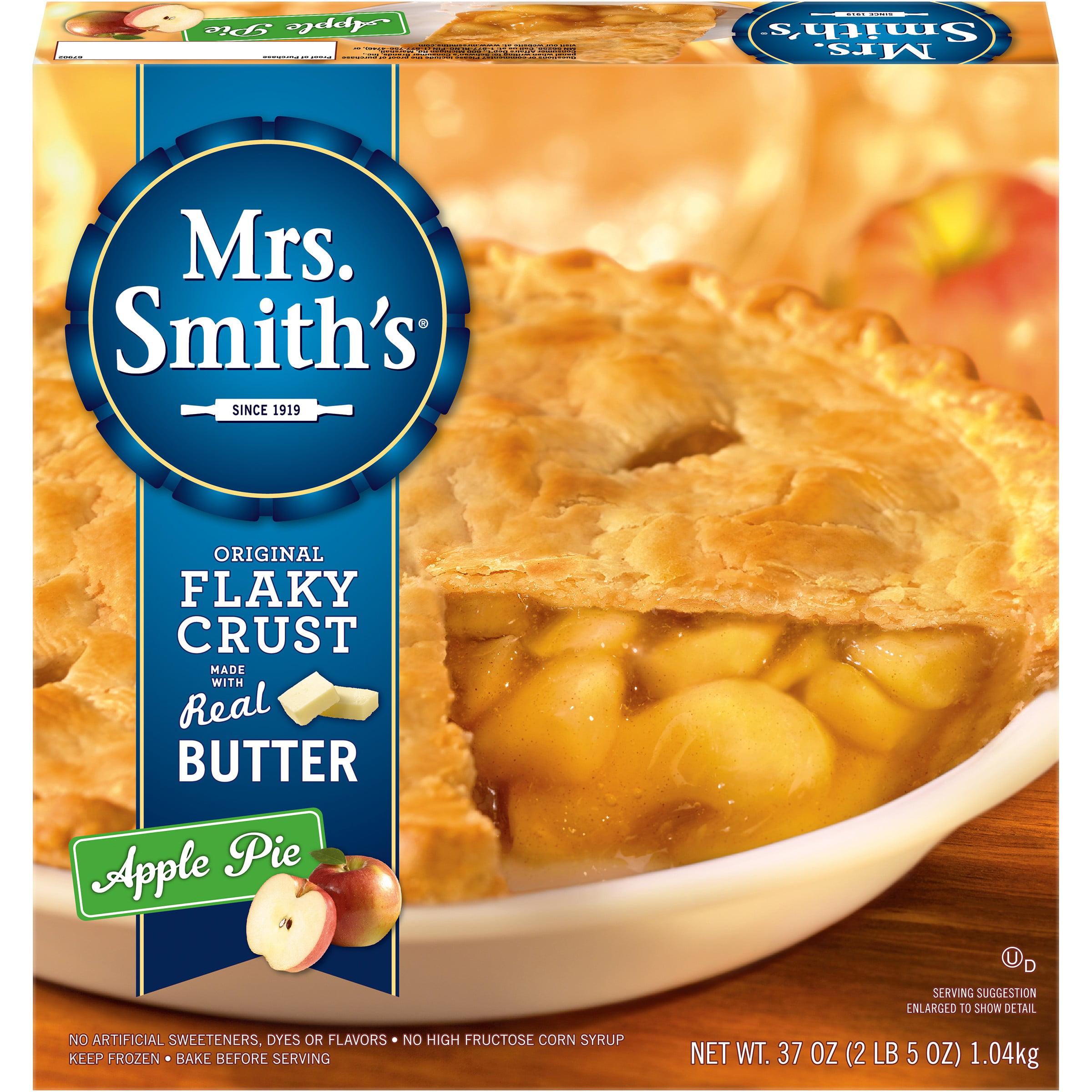 Mrs. Smith's® Original Flaky Crust Apple Pie 37 oz. Box