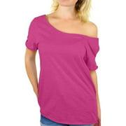 Awkward Styles Women's Off Shoulder Tops T-shirt