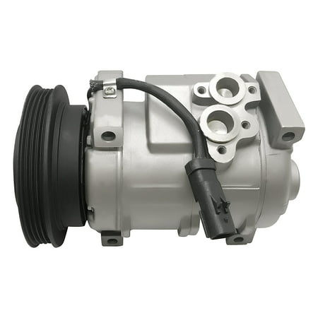 RYC Remanufactured AC Compressor and A/C Clutch FG309 Fits Chrysler PT Cruiser 2.4L 2001, 2002, 2003, 2004, 2005, 2006, 2007, 2008, 2009 Chrysler Newport Ac Compressor