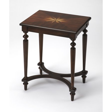 Butler Tyler Plantation Cherry Accent Table Butler Accent Tables