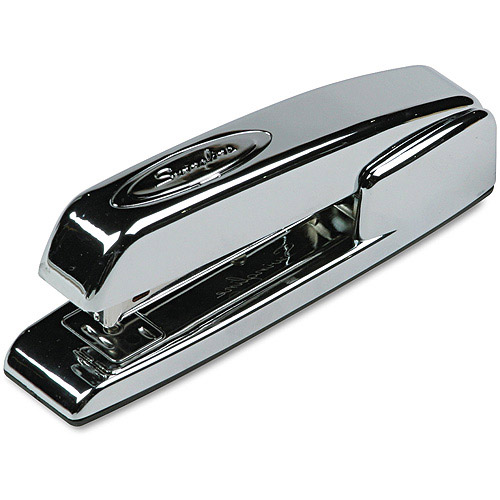 Swingline 747 Business Full Strip Desk Stapler, Polished Chrome