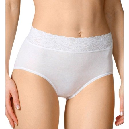 Women's Calida 23907 Lycra Lace Brief Panties