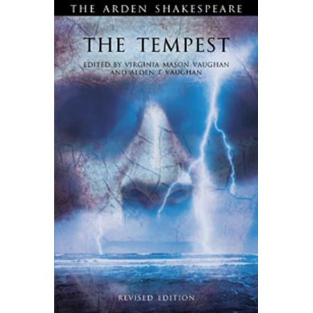 Arden Shakespeare Third (Paperback): The Tempest (Edition 4) (Paperback)