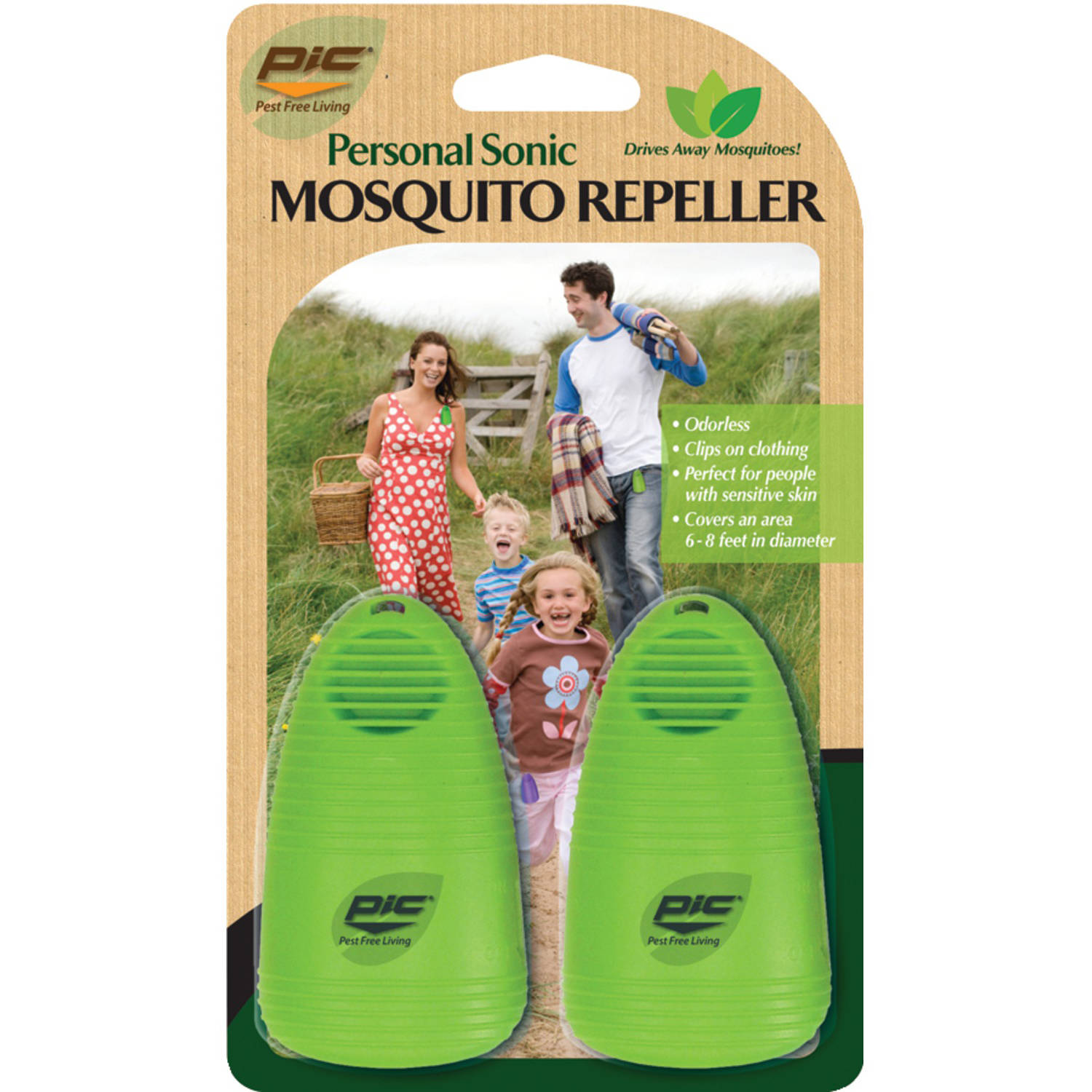 Pic Pmr-2 Personal Sonic Mosquito Repellent