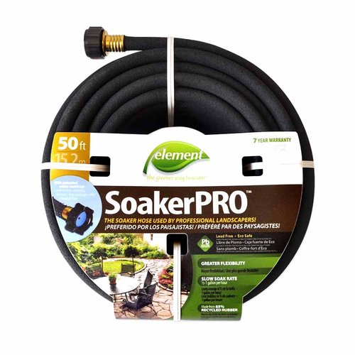 Element Waterworks SoakerPRO Hose, 50'