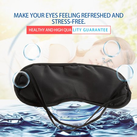 Eye Mask Comfortable Sleeping Mask for Rest Relax Travelling - image 5 of 8