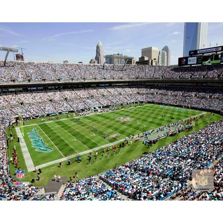 Bank Of America Stadium 2009 Photo Print
