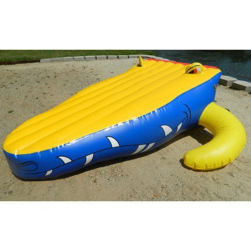 Island Hopper GMT-01 Water Bouncer Gator Monster Head Slide Attachment