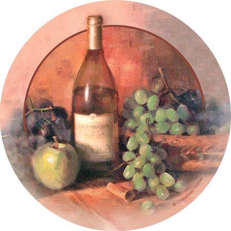 Thirstystone Occasions Drink Coasters, Wine & (Signature Wine Coaster)