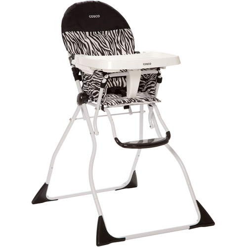 Cosco Flat-Fold High Chair, Zahari