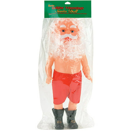 - Santa Music Box Doll 13