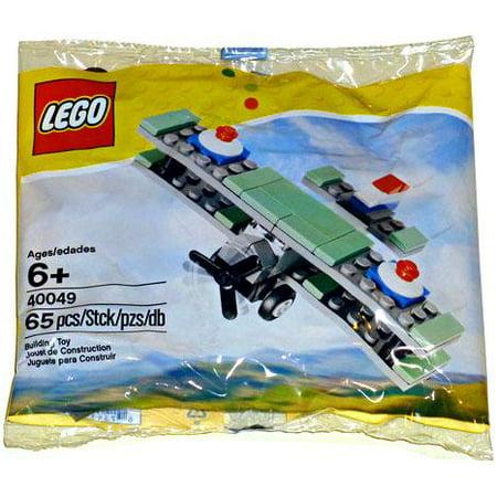 LEGO Mini Sopwith Camel Mini Set #40049 [Bagged]