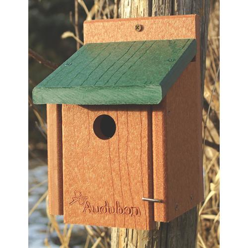 Audubon/Woodlink Go 8 in x 5.5 in x 6 in Bluebird House