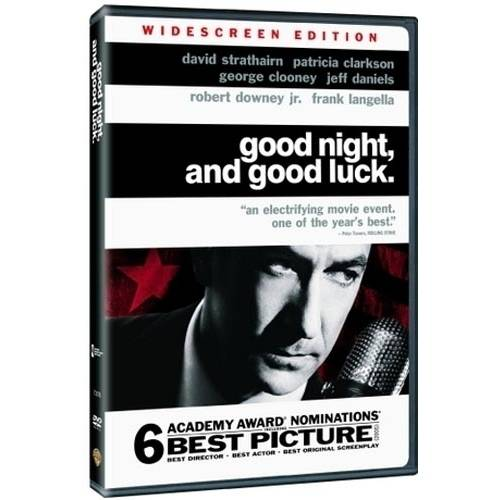 Good Night, And Good Luck (Widescreen)
