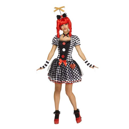 Marionette Doll Women's Halloween Costume