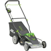 Cordless Lawn Mower Reviews Rating And Best Prices