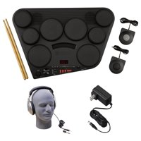 Yamaha DD-75 Portable Digital Drums Package with Headphones & Power Supply
