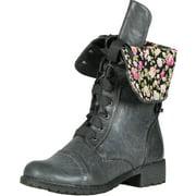 Wild Diva Women Timberly-43 boots
