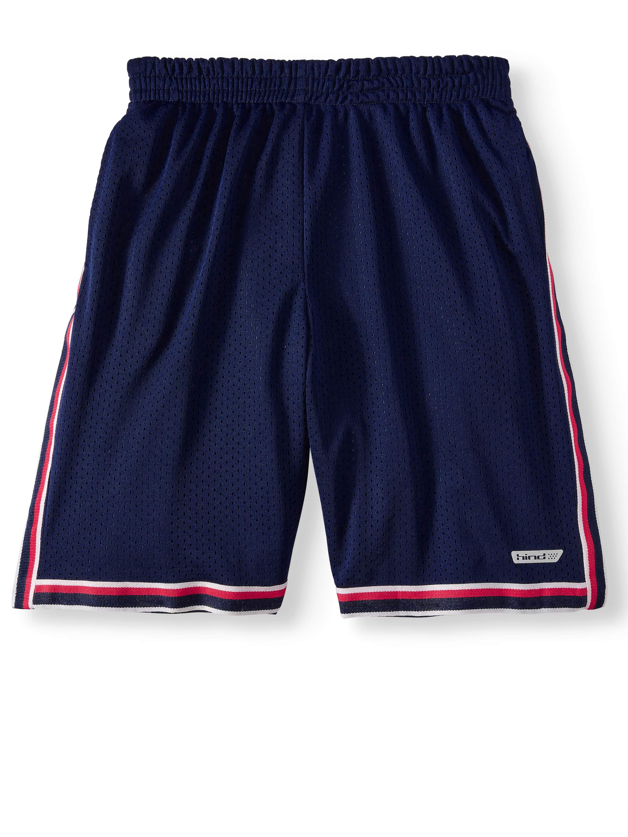 Pull-On Shorts with Bottom Taping (Little Boys & Big Boys)