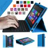 Fintie Folio Leather Case Cover for Microsoft Surface RT / Surface 2 10.6 inch Tablet, Blue