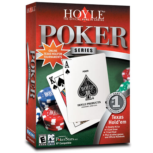 Hoyle Poker Series - Win - CD